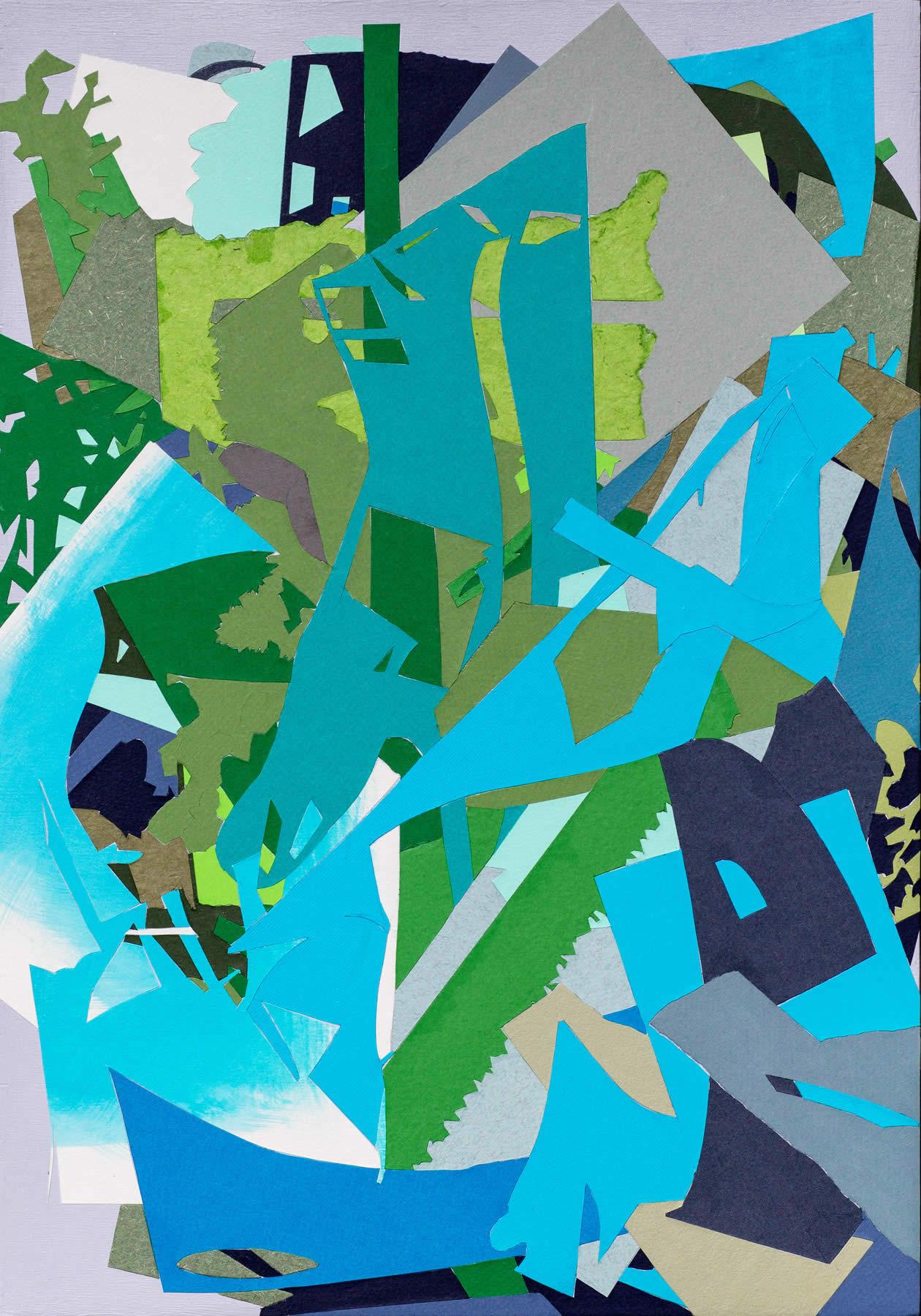 Blue & Green Bin 2