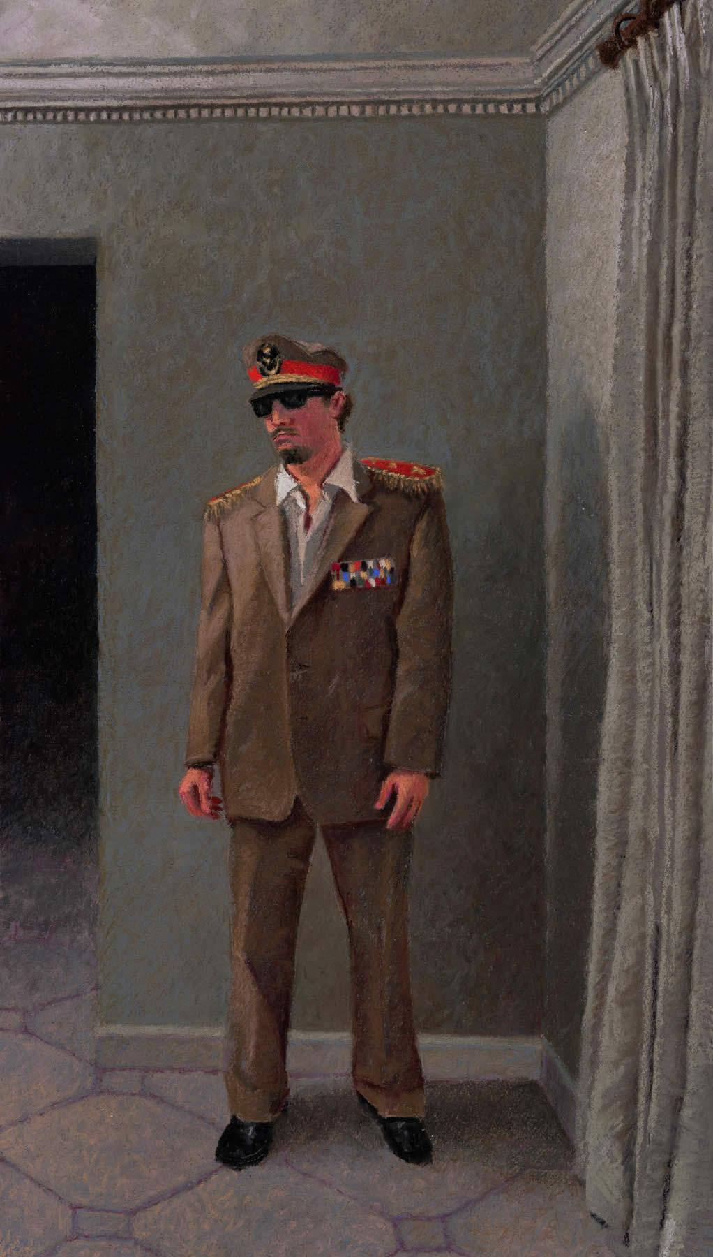 Self Portrait As Dictator